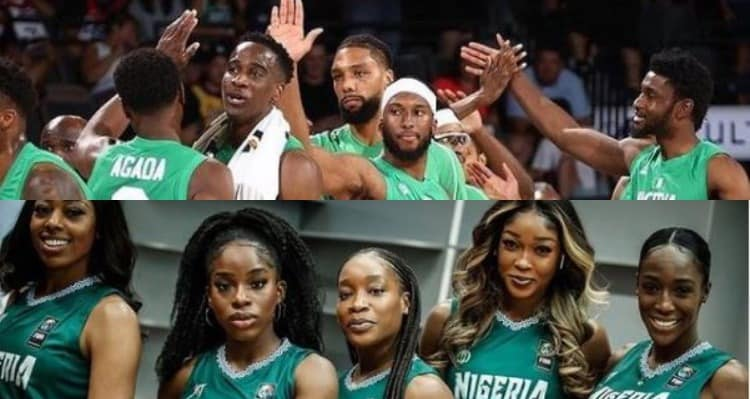 Nigeria's basketball teams are on the verge of making history at the Olympics