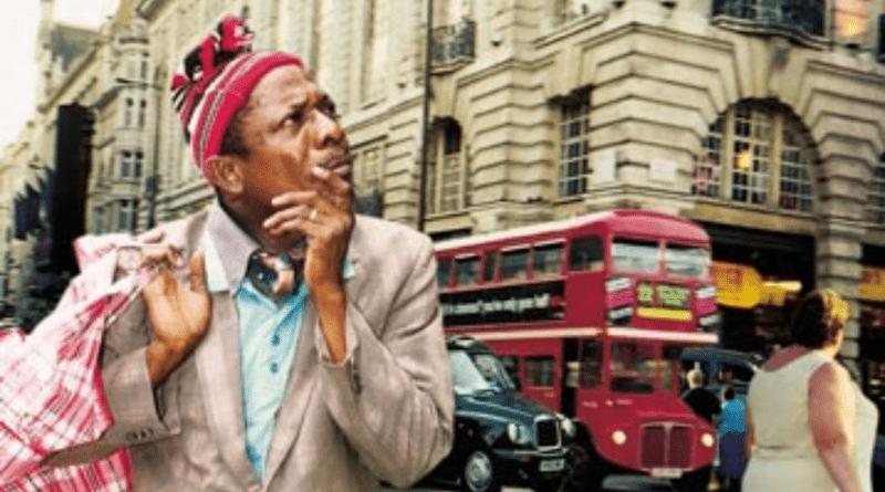 AV Club: The Irrefutable Legacy of Osuofia In London