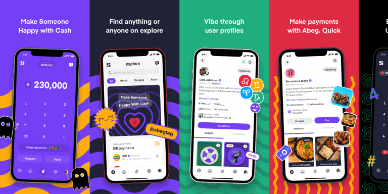 Here's What We Know About Abeg App, the Current Big Brother Headline Sponsor