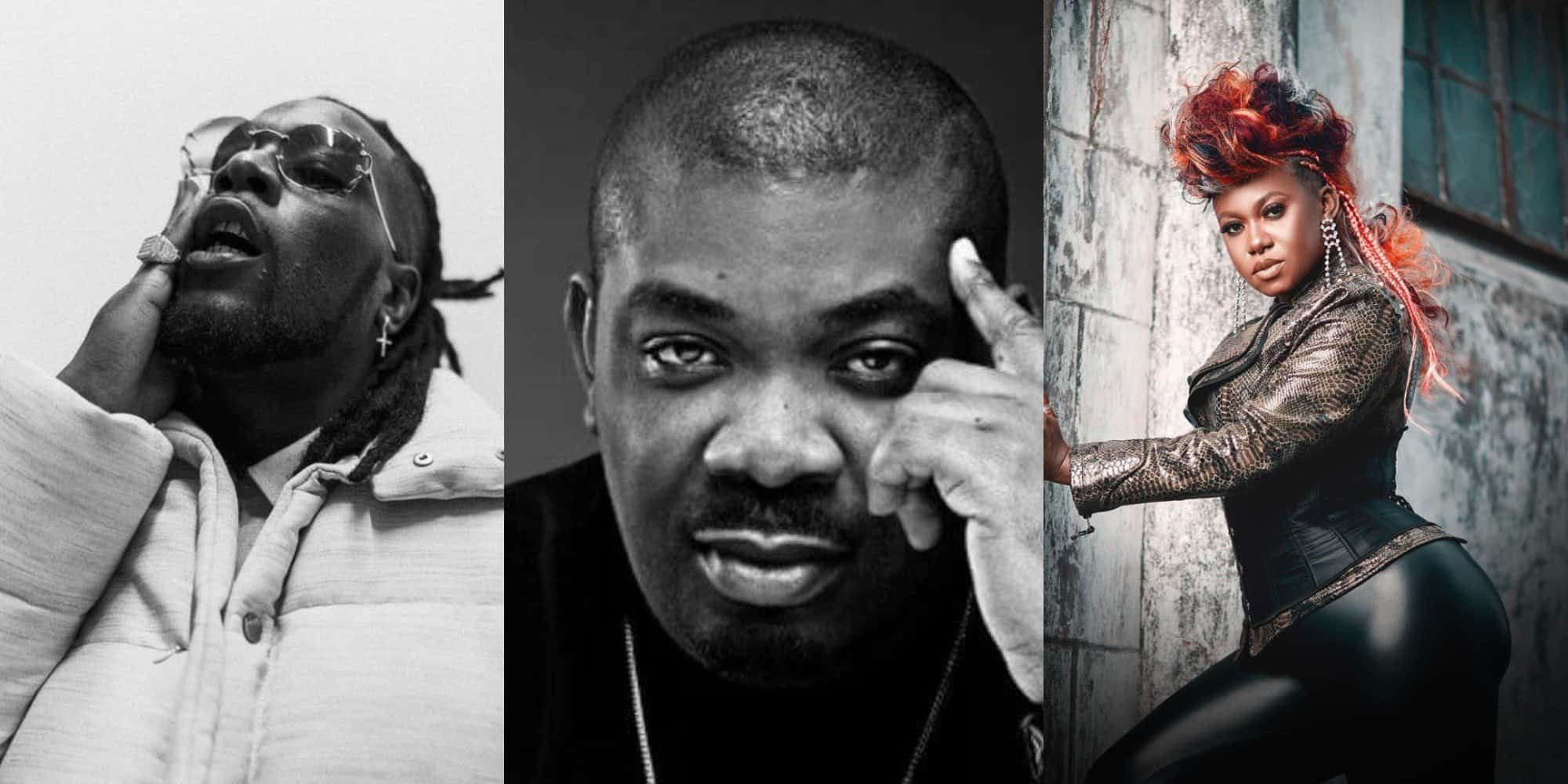 Songs Of The Day: New Music From Don Jazzy, Burna Boy, Niniola & More