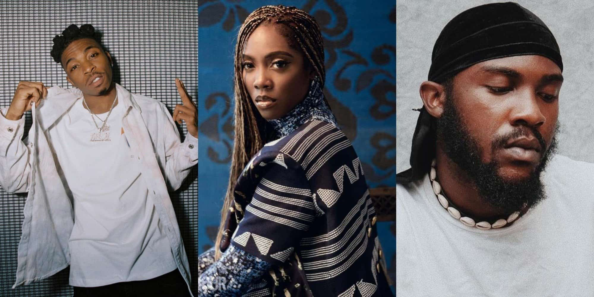 Songs of the Day: New Music From Mayorkun, Tiwa Savage, Tay Iwar & More