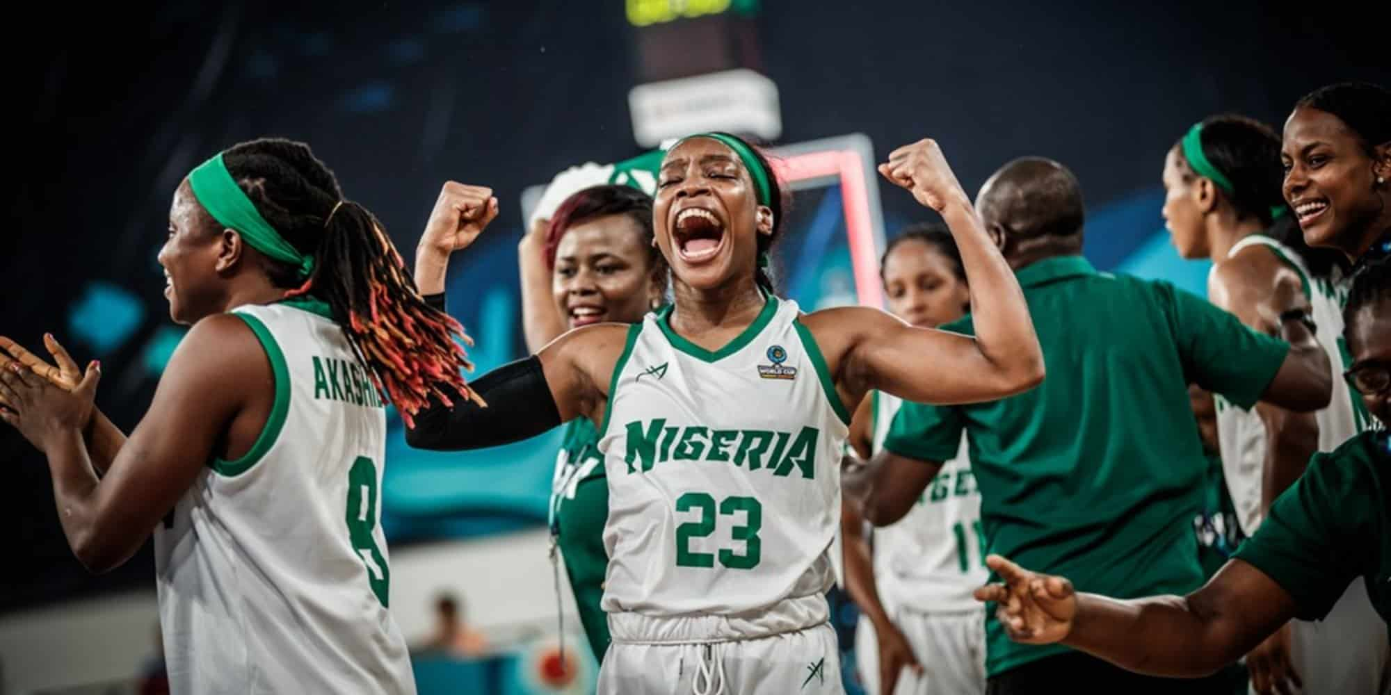Nigeria's D'Tigress are the three-time Champions of the Afrobasket Games