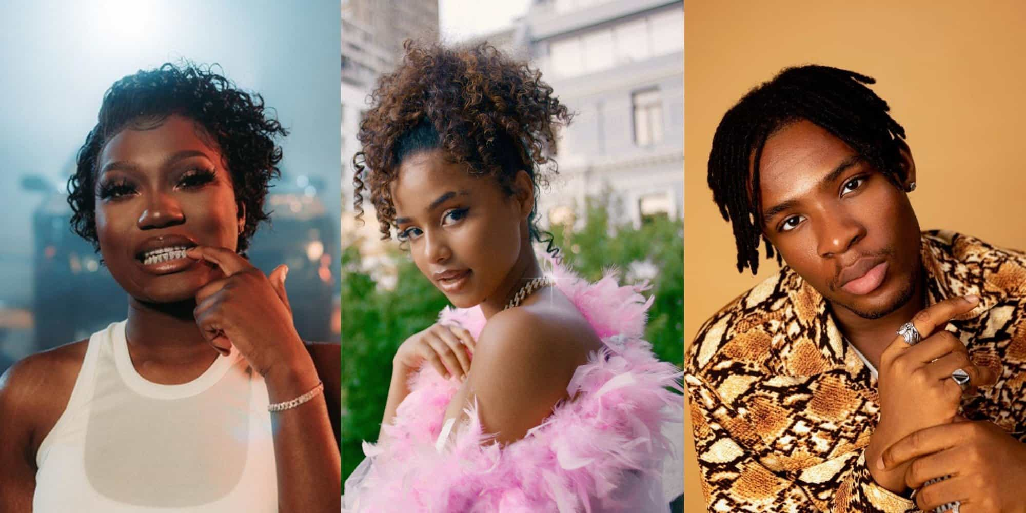 Songs Of The Day: New Music From Darkoo, Tyla, Joeboy & More