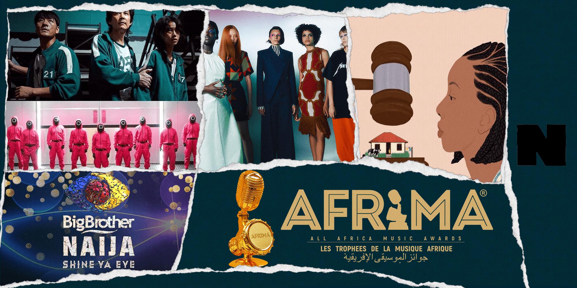 Hot Takes: BBNaija Finale, AFRIMA 2021,  Kenyan Housewives & More