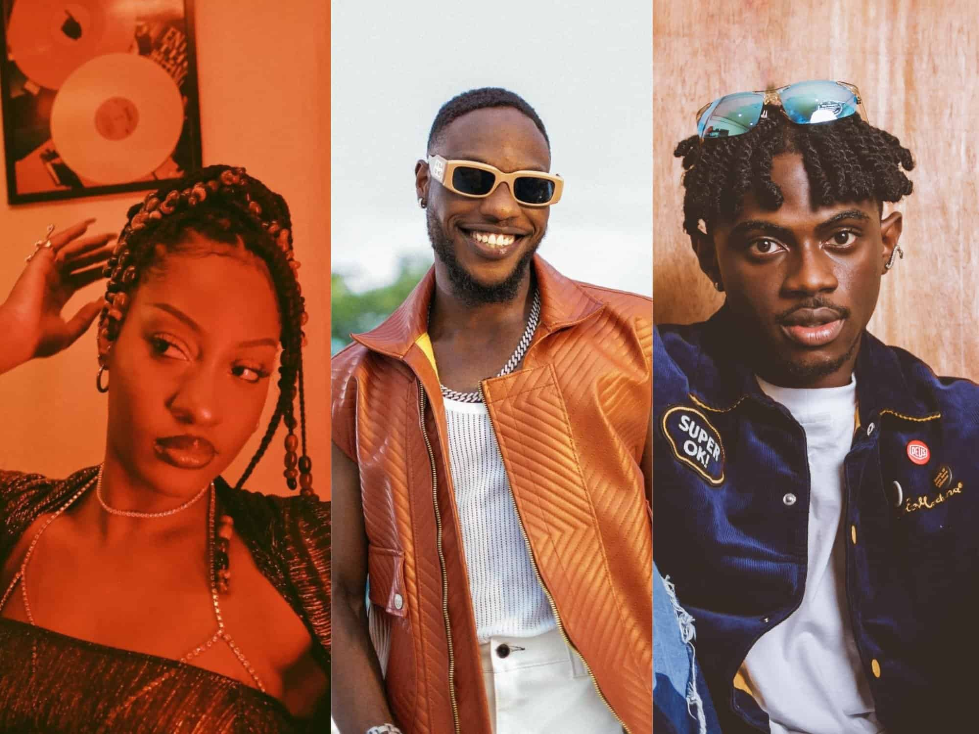 Songs Of The Day: New Music From Tems, L.A.X, Bryann & More