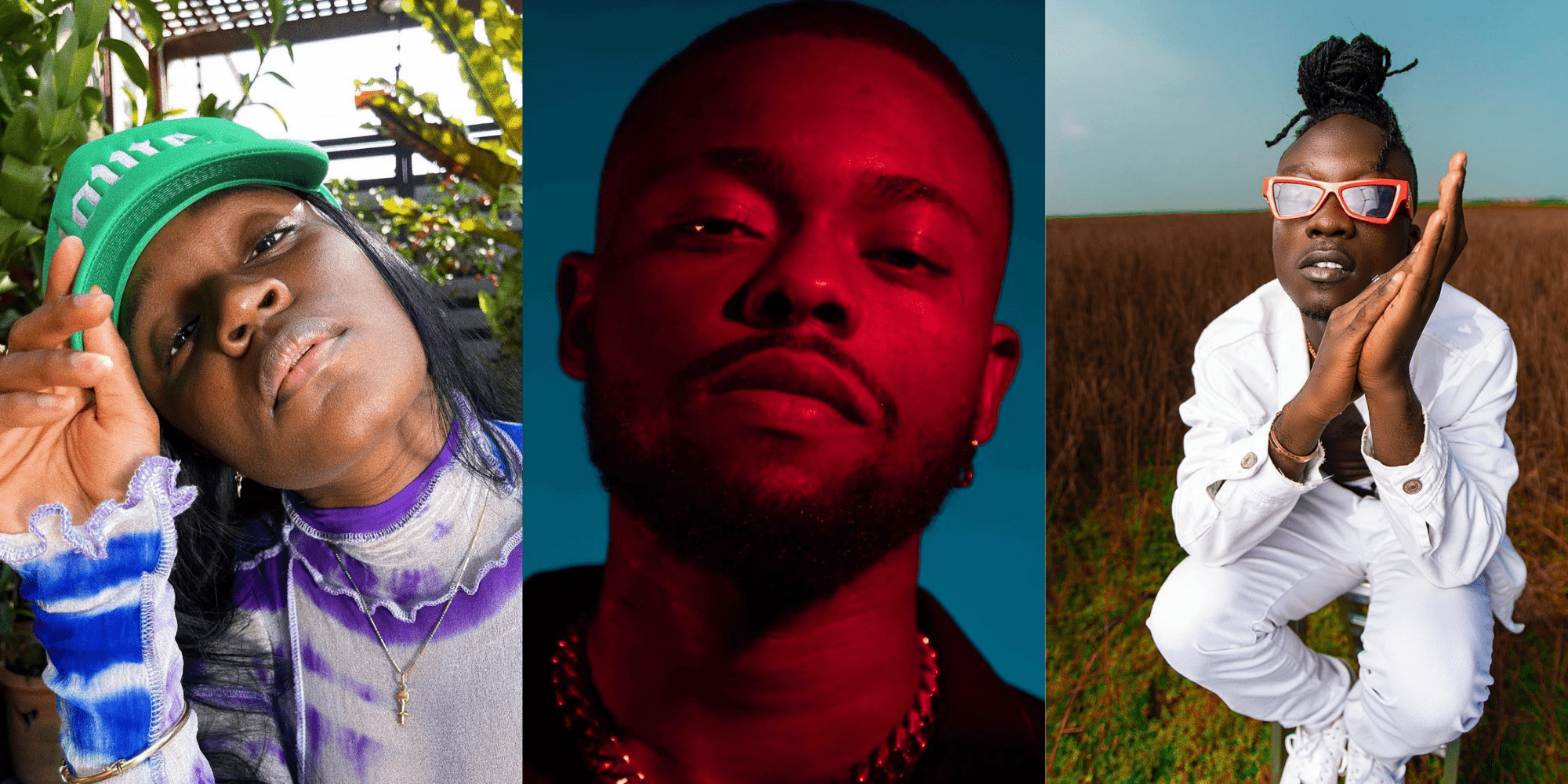 Songs Of The Day: New Music from Amaarae, Lojay, Kofi Jamar & More