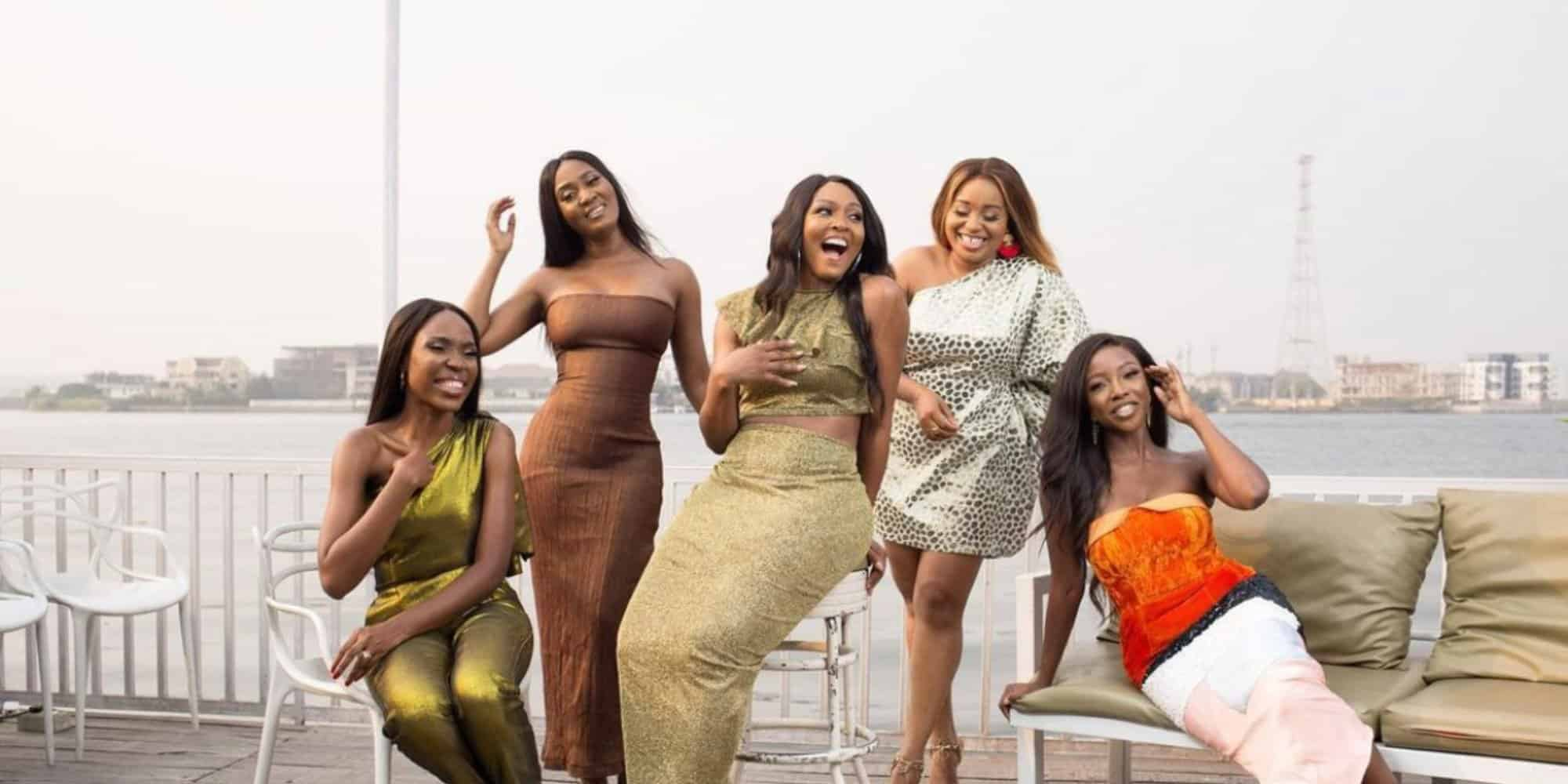 Arese Ugwu's 'The Smart Money Woman' is coming to Netflix this week