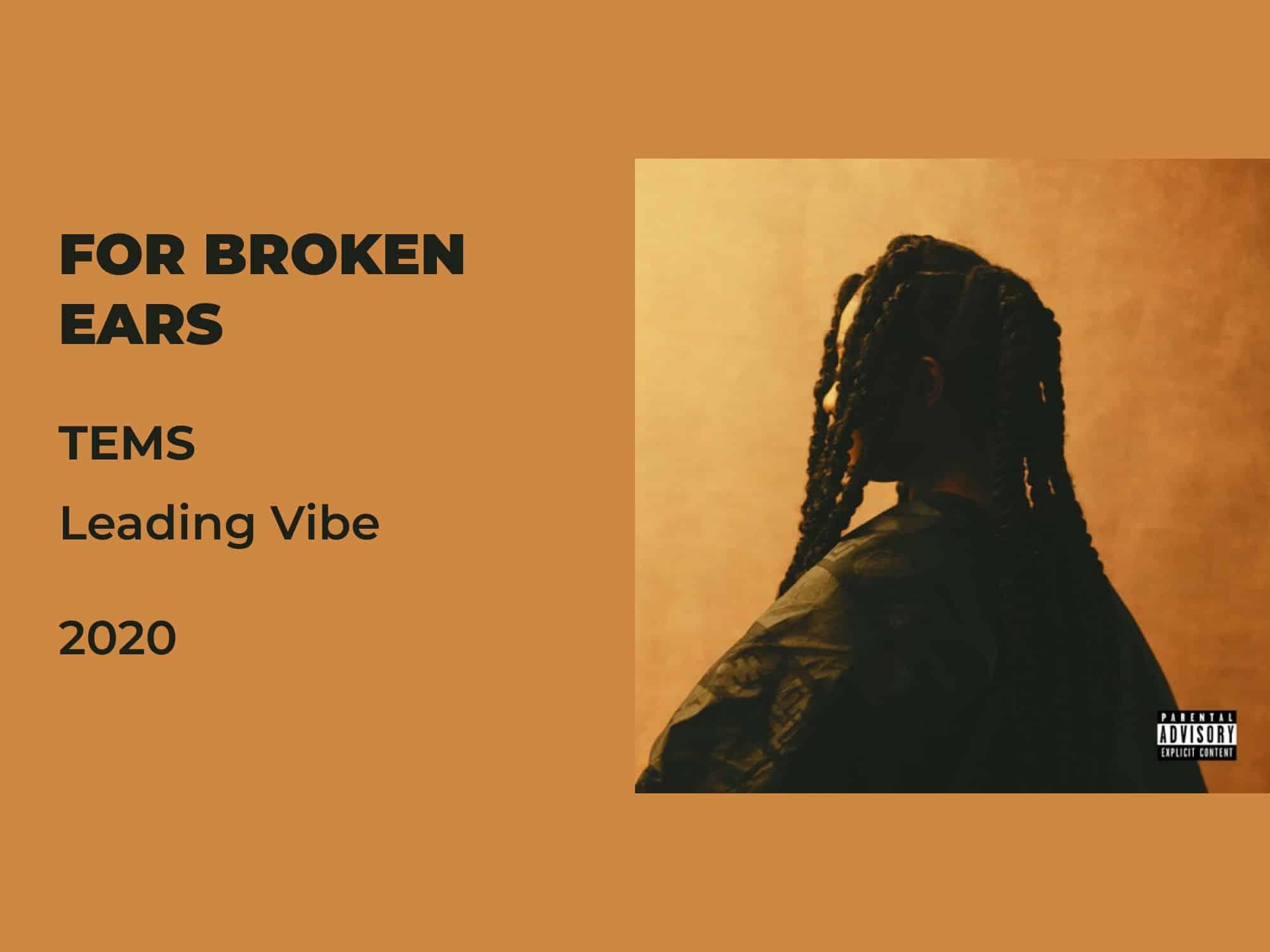 Review: Tem's 'For Broken Ears'