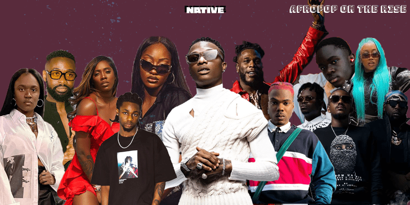 Afropop On The Rise: We're Truly Global