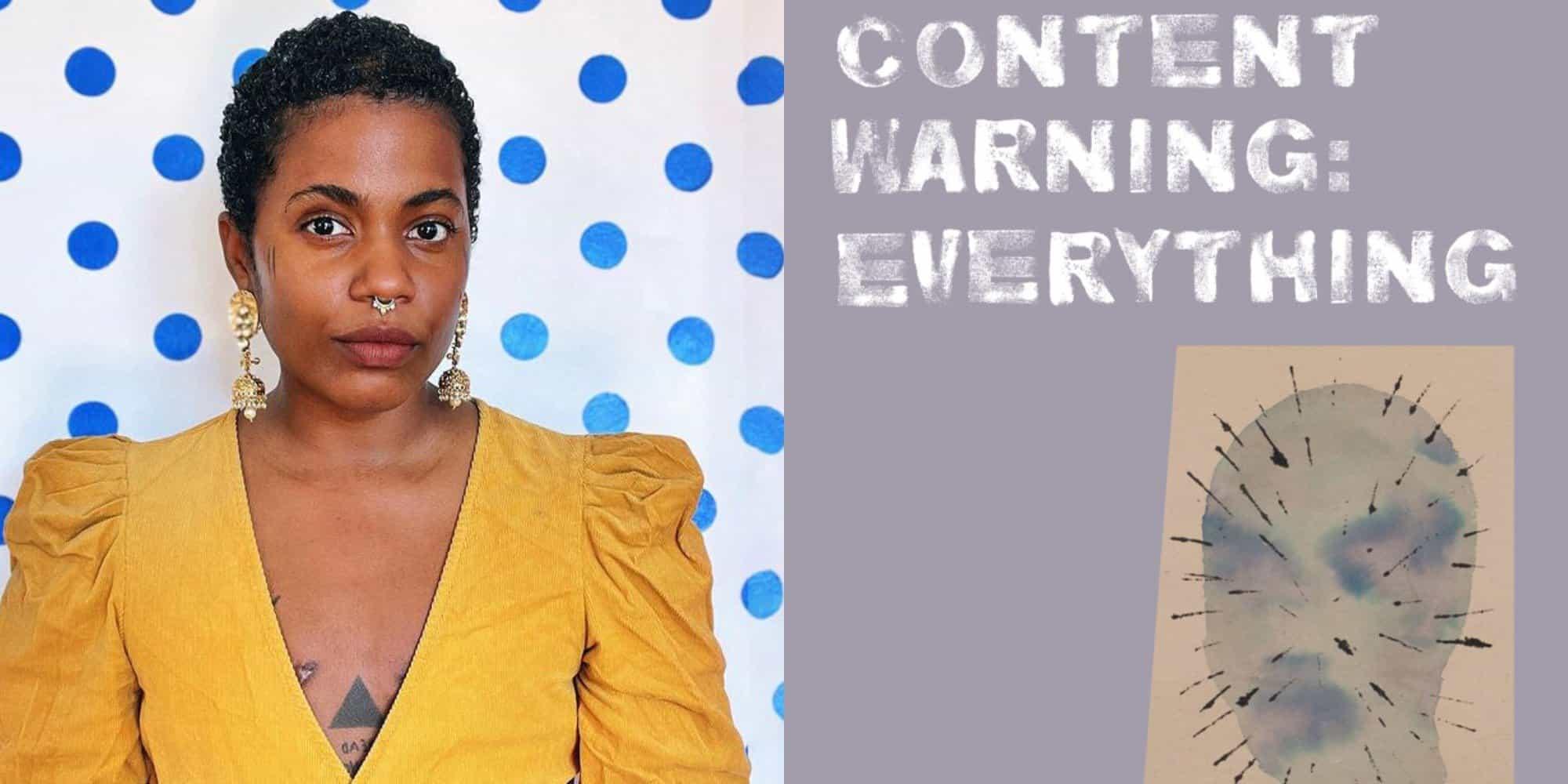 Akwaeke Emezi announces debut poetry collection,  'Content Warning: Everything'