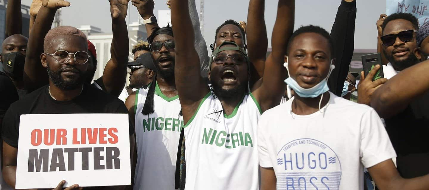 For Us By Us: How young people in Nigeria are honouring the one-year anniversary of EndSARS
