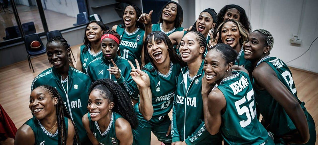 Nigeria's female basketball team is being owed money and respect