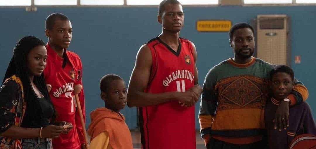 """Giannis Antetokounmpo biopic, """"Rise"""" is set for 2022 release"""